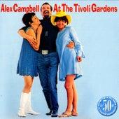 Alex Campbell At The Tivoli Gardens by Alex Campbell
