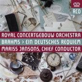 Brahms: Ein deutsches Requiem, Op. 45 (Live) by Royal Concertgebouw Orchestra