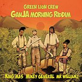 Ganja Morning Riddim - EP von Green Lion Crew