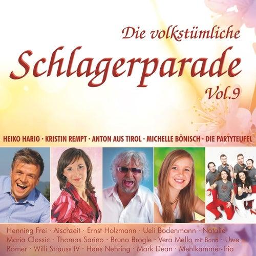 Die volkstümliche Schlagerparade, Vol. 9 von Various Artists