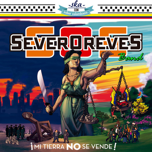 Mi Tierra No Se Vende de SeverOreveS Band