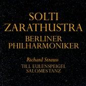 Richard Strauss: Also sprach Zarathustra; Till Eulenspiegels lustige Streiche; Salome's Dance de Sir Georg Solti