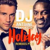 Holiday (Remixes, Pt. 2) von DJ Antoine
