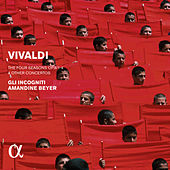 Vivaldi: The Four Seasons, Op. 8 & Other Concertos (Alpha Collection) by Various Artists
