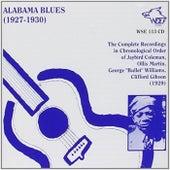 Alabama Blues: 1927-1930 de Various Artists