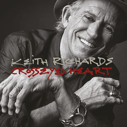 Love Overdue von Keith Richards