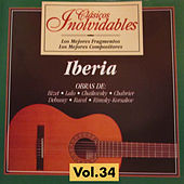 Clásicos Inolvidables Vol. 34, Iberia by Various Artists