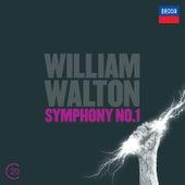 Walton: Symphony No.1; Cello Concerto de Andrew Litton