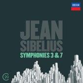 Sibelius: Symphonies Nos. 3, 6 & 7 by Sir Colin Davis