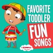 Favorite Toddler Fun Songs by The Kiboomers