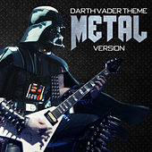 Star Wars: The Imperial March - Darth Vader Theme Metal Version van L'orchestra Cinematique