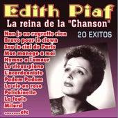 Edith Piaf - La Reina de la Chanson by Edith Piaf