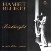 Birthright (Live) de Hamiet Bluiett