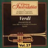 Clásicos Inolvidables Vol. 37, Verdi by Various Artists