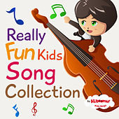 Really Fun Kids Song Collection by The Kiboomers