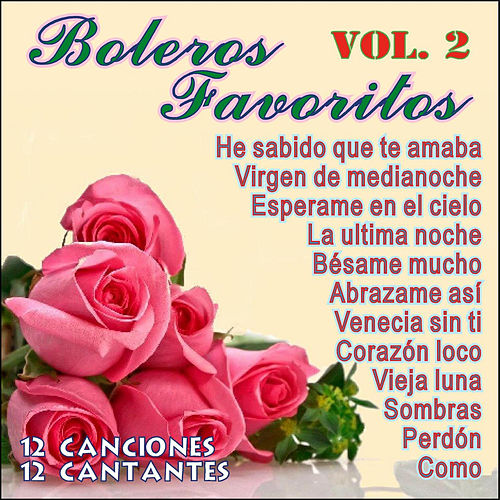 Boleros Favoritos Vol 2 by Various Artists