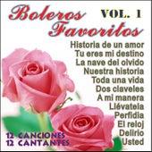 Boleros Favoritos Vol 1 by Various Artists