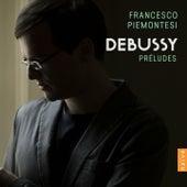 Debussy: Préludes de Francesco Piemontesi