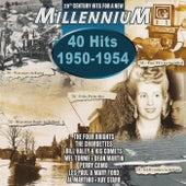Millennium 1950-1954 de Various Artists
