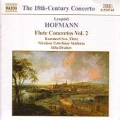 Flute Concertos Vol. 2 von Leopold Hofmann