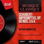 Schubert: Impromptus, Op. 90 Nos. 3 & 4 (Mono Version) by Arthur Rubinstein
