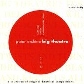 Big Theatre de Peter Erskine