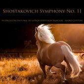 Shostakovich: Symphony No. 11 de André Cluytens