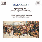 Symphony No. 2 / Russia by Mily Balakirev