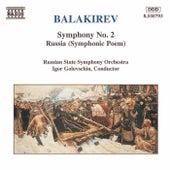 Symphony No. 2 / Russia von Mily Balakirev