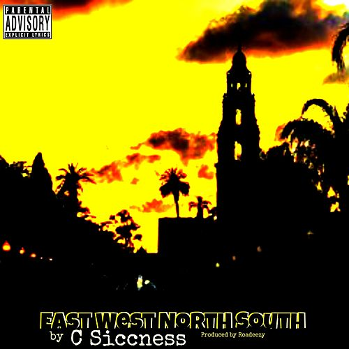 East West North South Single Single Explicit By C