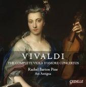 Vivaldi: The Complete Viola d'amore Concertos de Rachel Barton Pine