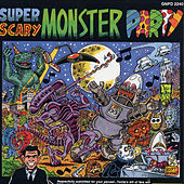 Super Scary Monster Party von Various Artists