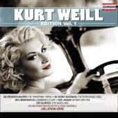 Kurt Weill Edition, Vol. 1 by Various Artists
