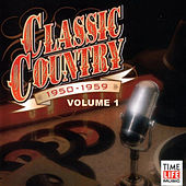 Time Life Classic Country 1950-1959 Vol.1 de Various Artists