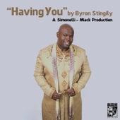 Having You (The Simonelli Mack Mix) by Byron Stingily