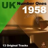 UK Number Ones 1958 von Various Artists