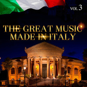 The Great Music Made in Italy Vol. 3 de Various Artists