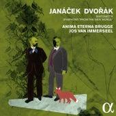 Janáček: Sinfonietta – Dvořák: Symphony