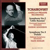 Tchaikovsky: Symphony No. 2 & 3 by Various Artists