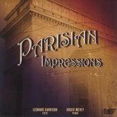 Parisian Impressions by Roger McVey