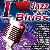 I Love Jazz & Blues de Various Artists