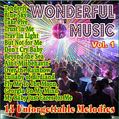 Wonderful Music - Unforgettable Melodies Vol.1 by Various Artists