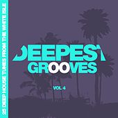 Deepest Grooves - 25 Deep House Tunes from the White Isle, Vol. 4 de Various Artists