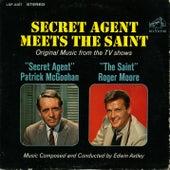 Secret Agent Meets The Saint (Original Music from the TV Shows