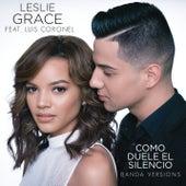 Cómo Duele el Silencio (Banda Versions) de Leslie Grace
