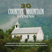 30 Country Mountain Hymns de Various Artists