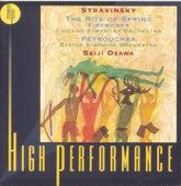 Petrochka / The Rite of Spring / Fireworks by Igor Stravinsky