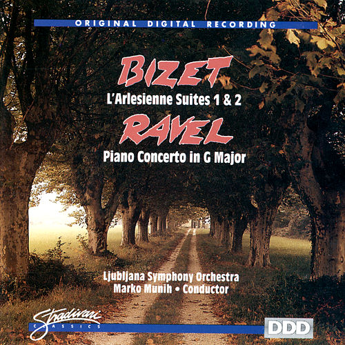 Ravel:Piano Concerto In G, Biset: L'Arlienne Suites 1 & 2 by Various Artists