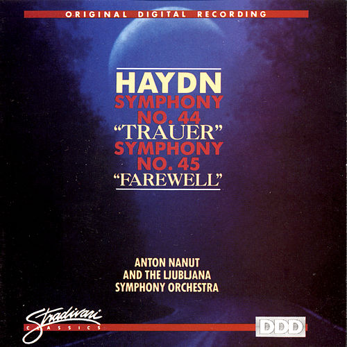 Haydn:Symphonies Nos 44 & 45 by Various Artists