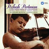 Concertos from  My Childhood by Itzhak Perlman
